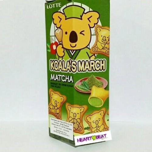 Foto Produk Koala's March Matcha dari HEARTBEAT SNACK BANDUNG
