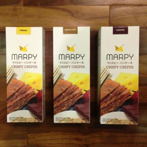 Foto Produk MARPY Crispy Crepes dari HEARTBEAT SNACK BANDUNG