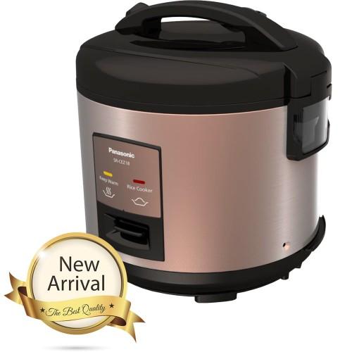 Foto Produk Panasonic - Magic Com 1.8 Liter Rose Gold SRCEZ18RGSR dari elektropedia
