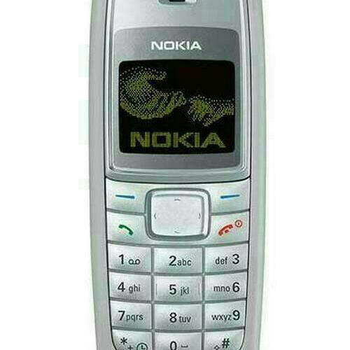 Foto Produk Hp Nokia 1110/1112 Jadul dari PalupiAcc