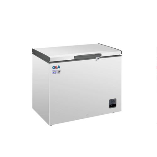Foto Produk Gea freezer ab 336 R 300liter PENGIRIMAN KHUSUS JABODETABEK dari Floren Electronic