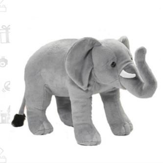 Foto Produk Boneka Gajah Elephant dari Snackers Co
