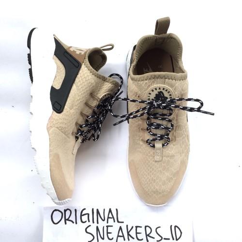 Nike Air Huarache Brown Black