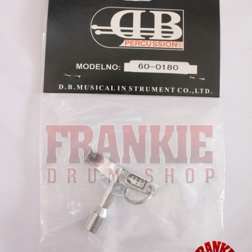 Foto Produk DB K-02 - DrumKey with Key Chain (60-0180) dari FrankieDrumShop