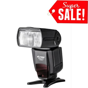 Foto Produk VILTROX JY680A SPEEDLITE FLASH For Canon, Nikon, Fuji, Panasonic dari Grosir Digital
