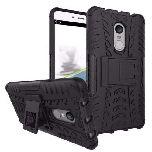 Foto Produk Xiaomi Redmi 5 Plus Armor Case XPHASE 2 Soft Gel Case - Hardcase dari Megascarlet