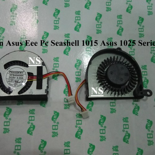 Foto Produk Fan Processor/Kipas Asus Eee PC 1015 1025 1025C 1015PE 1015PEM 1015T dari Sparepart Notebook