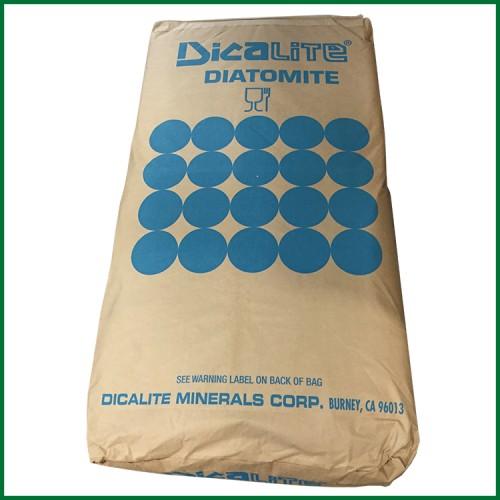 Foto Produk Dicalite Diatomite / Diatomaceous Earth Powder 1KG dari NIO Chemical