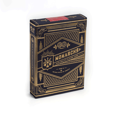 Foto Produk Kartu Remi Import Monarch Theory11 (Playing Cards) dari Card Story