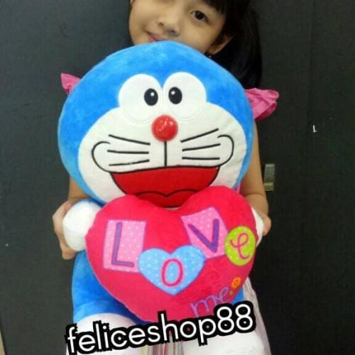 Foto Produk boneka doraemon love xl dari feliceshop88