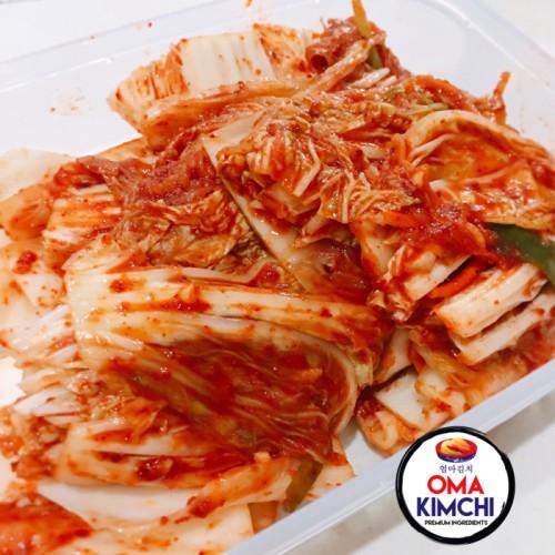 Foto Produk Kimchi Sawi [150gr] PROMO PRICE dari Oma Kimchi