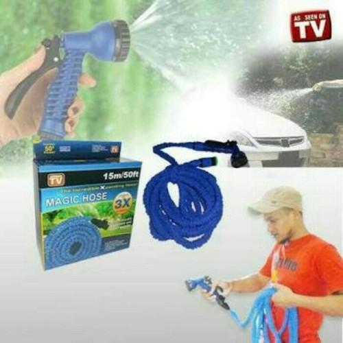 Foto Produk Selang magic hose 15 meter / 50 ft dari HappyShop:-)