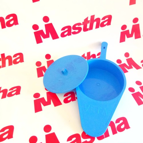 Foto Produk Pispot Sodok BAB Stik Pan Tempat BAK / BAB StickPan Stick Pan Plastik dari Mastha Medica Jakarta