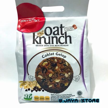 Foto Produk Munchys Oat Krunch Dark Chocolate - Strawberry dari W-jaya Store