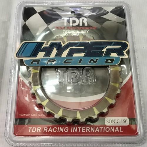 Foto Produk Kampas Kopling TDR Racing Sonic 150 / GTR / CB150R CB 150 CBR Facelift dari HYPER RACING
