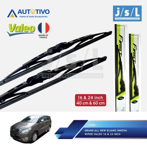 Foto Produk All New Kijang Innova Wiper Mobil Valeo (2 Pcs Kiri Kanan) dari Autotivo