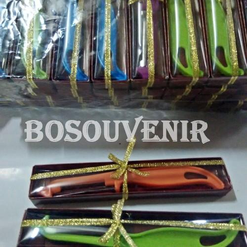 Foto Produk souvenir pengupas buah bok mika dari LAKUMANIS