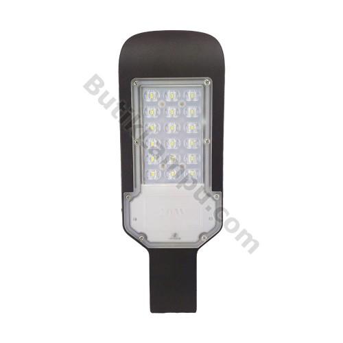 Foto Produk Lampu Jalan PJU LED 20W Putih 20 Watt dari butiklampu