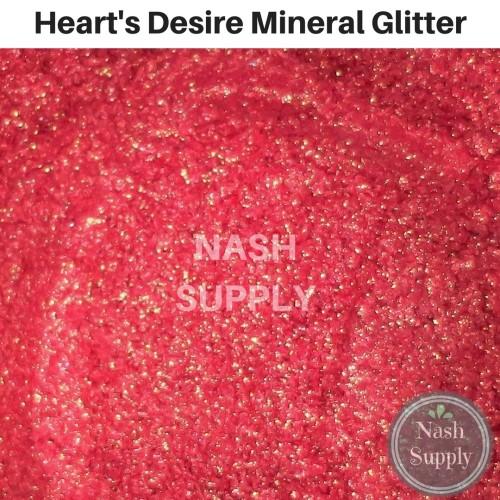Foto Produk Heart's Desire Mineral Glitter dari Nash Supply