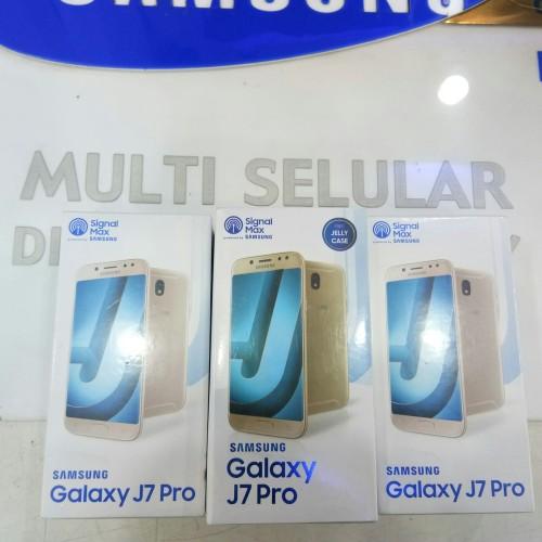 Foto Produk Samsung Galaxy J7 Pro/ j730 grs resmi SEIN dari Multi Sellular