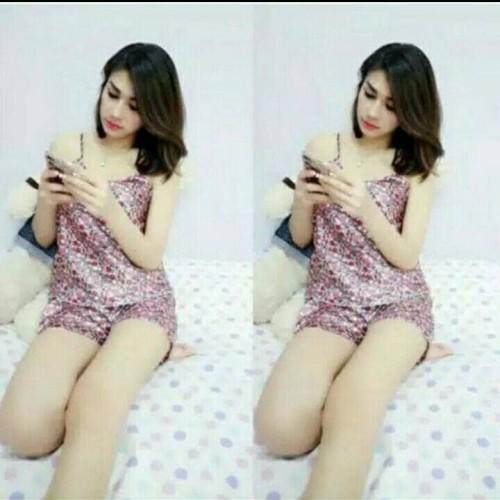Foto Produk Baju Tidur Hotpants Wanita Batik dari Fashion Fashion
