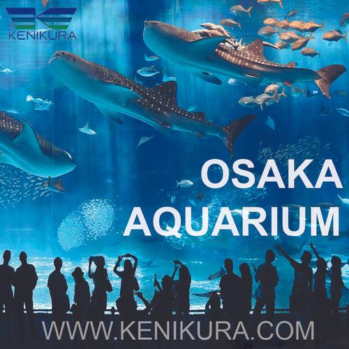 Foto Produk Osaka Aquarium Kaiyukan Tiket Dewasa Japan keiyukan Jepang ticket dari Kenikura Tour