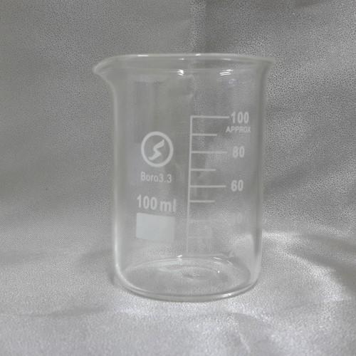 Foto Produk Gelas Beaker (Kimia) 100ml dari Pancasakti