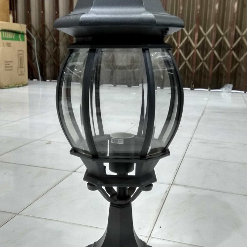 Jual Lampu Taman Pilar Pagar Outdoor Ukuran Besar 5003 Klasik Kota Magelang Nurhouse Wonosobo Tokopedia