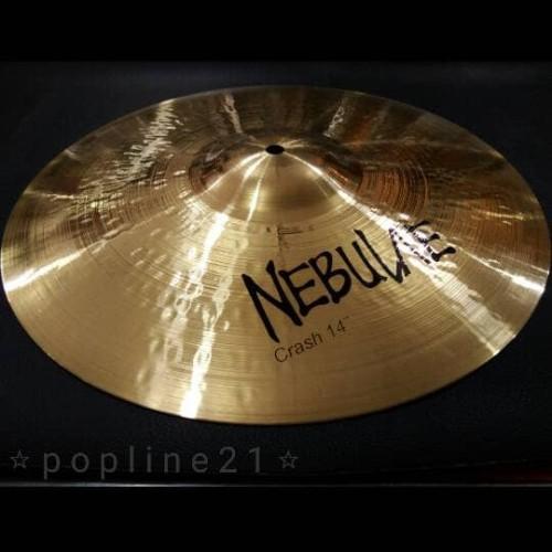 "Foto Produk Cymbal NEBULAE Crash 14"" dari Popline21"