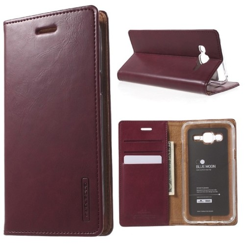 Foto Produk Samsung Galaxy J7 Prime - Goospery Bluemoon Flip Cover Wallet Case dari CENTRAL ASIA ACC