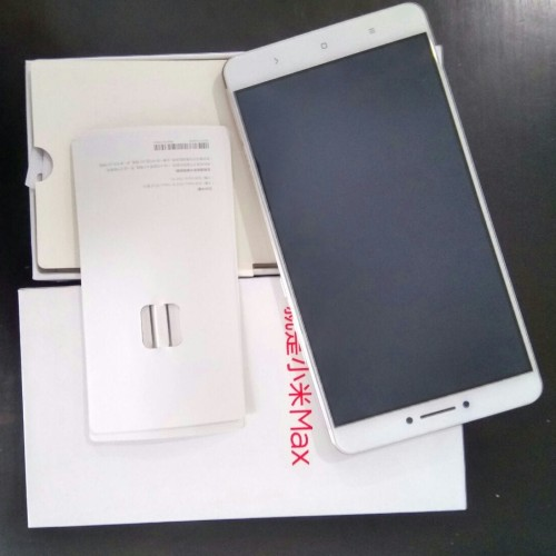Foto Produk Xiaomi Mi Max 3/64 GB 4G LTE Fullset dari Isabela-shop