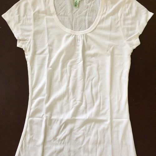 Foto Produk kaos Putih wanita - M dari au'let