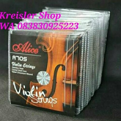 Foto Produk Senar biola Alice 705 violin string dari Kreisler Shop