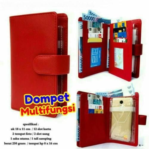 Foto Produk Dompet Wanita Multifungsi Kulit Taiga Cover HP Murah dari Laventy