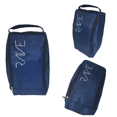 Foto Produk Shoes Bag Rave / Tas Sepatu Rave - Hitam dari Ravebags