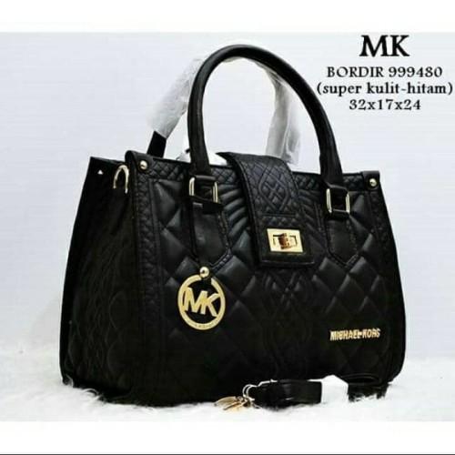 Foto Produk Tas wanita MK Bordir super/tas wanita murah/tas wanita branded/handbag dari RIDHO ALKAHI