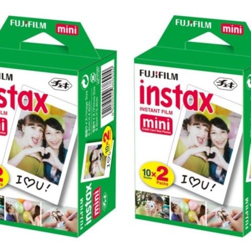Foto Produk Isi Refill Fujifilm Instax Mini Instant Color Film isi 40 dari Milo Shoes