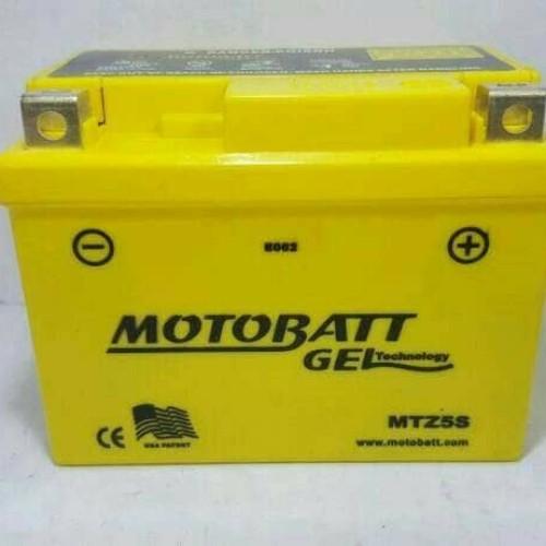 Foto Produk Aki motobatt MTZ5S Karisma, Kirana, Revo, Supra X 125 dari Langgeng Battery