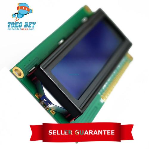Foto Produk 1602 LCD screen - Blue Screen For Arduino / AVR  / Raspberry Pi  STM32 dari TOKO BEY