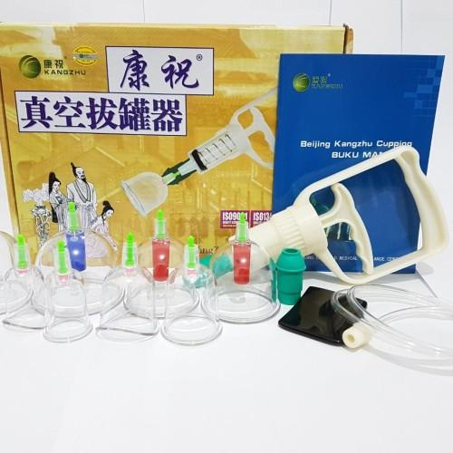 Foto Produk Alat Bekam Merek KangZhu Tipe C1X8. dari Vintaco