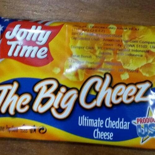 "Foto Produk [Promo] Popcorn Jolly Time ""The Big Cheez"" dari SNACK JAKARTA 411"