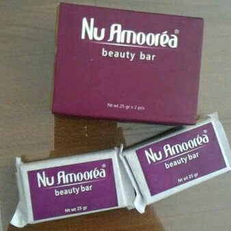 Foto Produk Sabun Nu Amoorea Beauty Bar 1 Bar 25 gram dari herbal asli alami ori