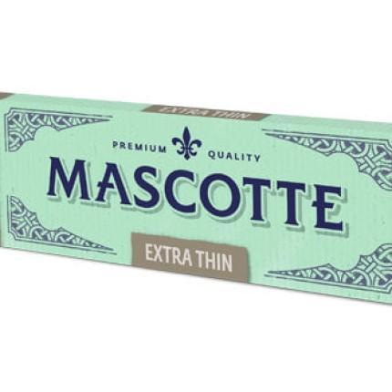 Foto Produk Papir Mascotte Extra Thin size 1 1/4 (50 lembar) Kertas Linting Rokok dari Javan Cigars