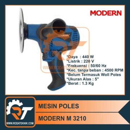 Foto Produk Mesin Poles (Polisher) Modern dari Roda Teknik