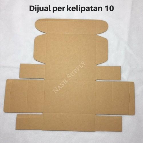 Foto Produk Kraft Box / gift box ukuran 9,5 x 6 x 3 cm dari Nash Supply