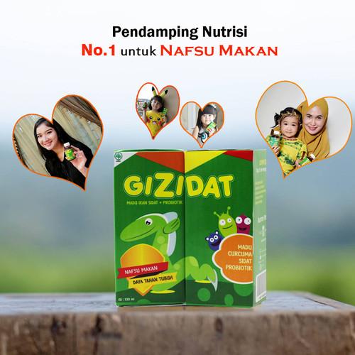 Foto Produk Suplemen penambah nafsu makan anak - Gizidat  dari Mozaik Shop Palembang