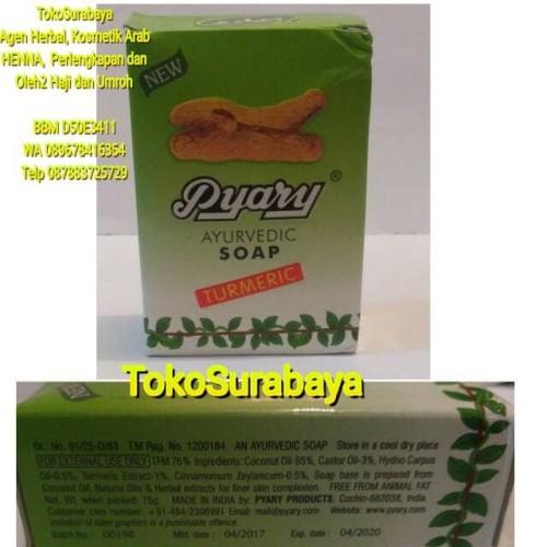 Foto Produk Sabun Arab Pyary 100% Original Sabun Jerawat dari TokoSurabaya