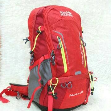Foto Produk Royal Mountain Adventure 50L tas ransel gunung carrier laptop dari metha colektion