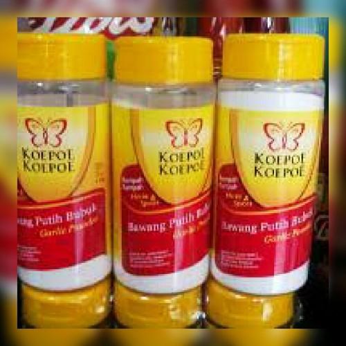 Foto Produk Bawang putih bubuk koepoe koepoe, Garlic Powder 130gram dari Just Me Shop
