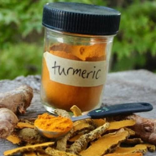 Foto Produk Tumeric Organic Extract Powder 50g/Kunyit Bubuk Organik 50g dari Syah-House